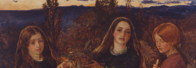 John Everett Millais - Page 2 1892.4_Autumn_Leaves_detail_by_Millais